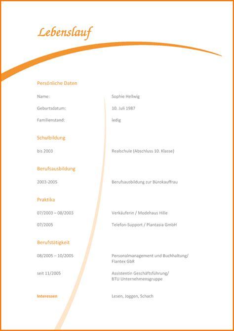 Template Vorlagen Kostenlos 6 Lebenslauf Vorlagen Kostenlos Transition Plan Templates