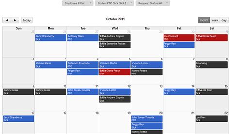 Request Time Off New Calendar Template Site Time Request Calendar Template