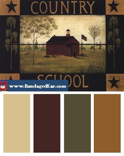 1000 ideas about country paint colors on country paint color schemes and