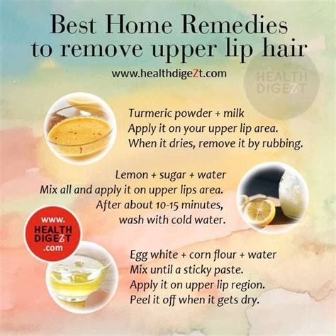 whats the best thing to remove hairs for mens good hair removal upper lip best way om hair