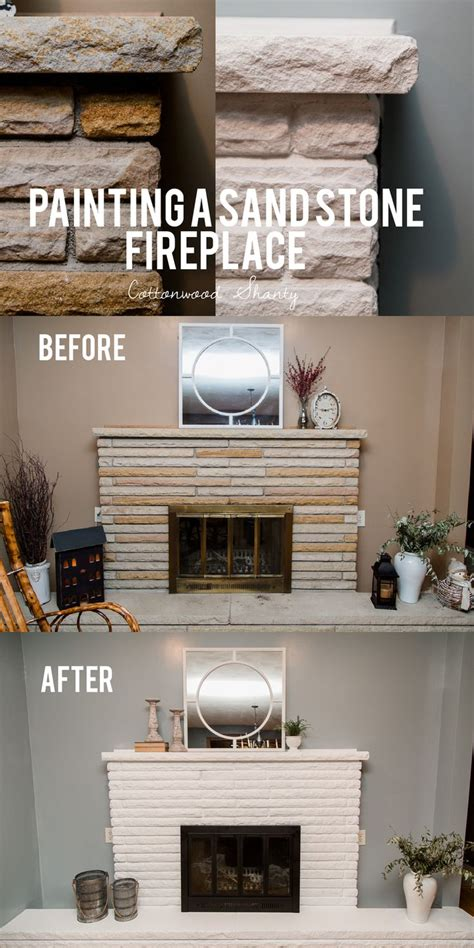 painting a sand fireplace fireplaces fireplaces and