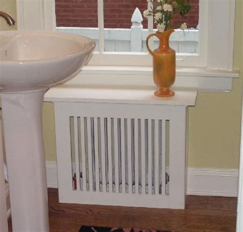 Handmade Radiator Covers - made radiator covers by fearons woodworking