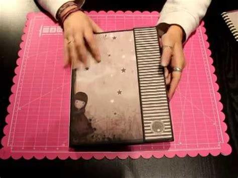 scrapbooking tutorial fotofolio presentacion taller online fotofolio gorjuss bellaluna