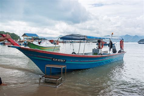 speed boat while pregnant island hopping langkawi this tour will get you a