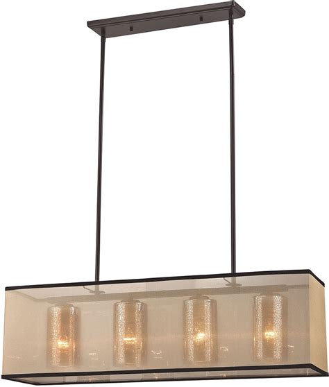rubbed bronze kitchen lighting elk 57028 4 diffusion rubbed bronze kitchen island