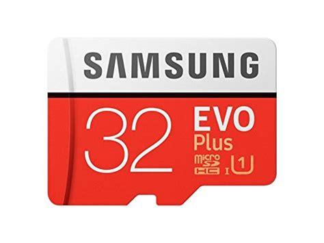 Promo Memory Samsung 32 Gb Micro Sd Class 10 Evo Plu buy samsung evo plus grade 1 class 10 32gb microsdhc 95