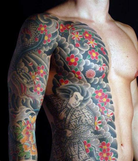oriental tattoos for men 50 japanese tattoos for masculine motifs