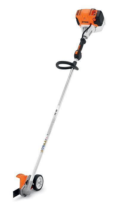 stihl bed edger fc 111 gas edger high power edger stihl usa