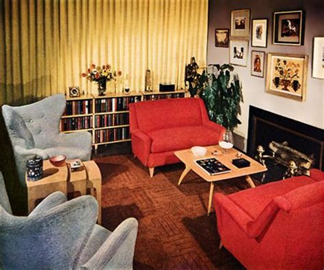 1960s Interior Design Trends by Trends In Interior Design From 1950s To 2014