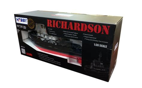 tug boat operating costs hobby engine premium label richardson tug boat with 2 4ghz