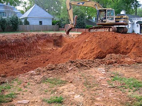 how to dig out a basement