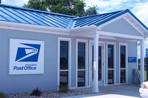 Post Office by Businesses