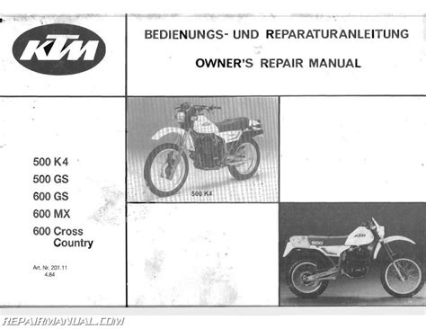 service manual where to buy car manuals 1986 ford ranger windshield wipe control 1986 ford 1984 1986 ktm 350 500 600 repair manual