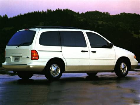 1996 Ford Windstar by 1996 Ford Windstar Overview Cars