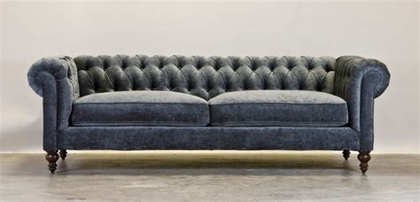 gray chesterfield sofa gray palm chenille chesterfield sofas charlotte by