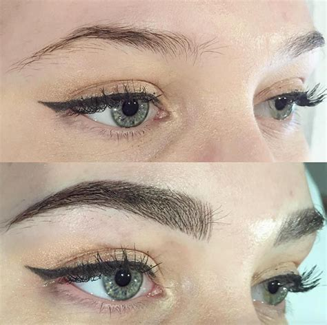 eyebrow tattooing near me 17 best ideas about tattooed eyebrows on