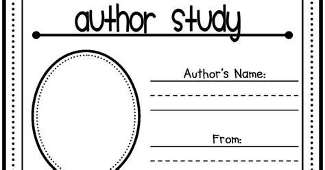 author study worksheet pictures author study worksheet jplew