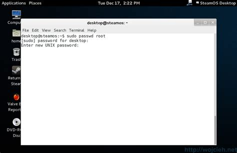 reset vmware tools steamos on vmware workstation