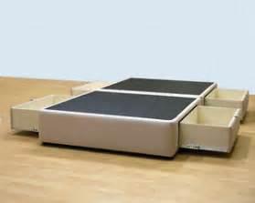 Platform Bed With Lots Of Storage Platform Bed With Storage Drawers Uphostered Storage Bed