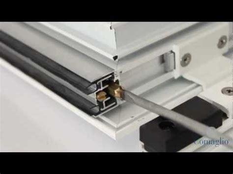 regolare porta blindata special ae europea su alluminio paraspifferi