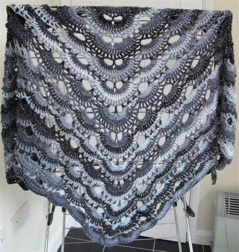 free pattern virus shawl pinterest the world s catalog of ideas