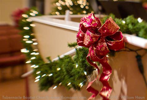 christmas decoration in church google search church