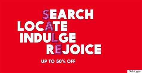 selfridge sale summer sales 2015 the best places to grab a discount this