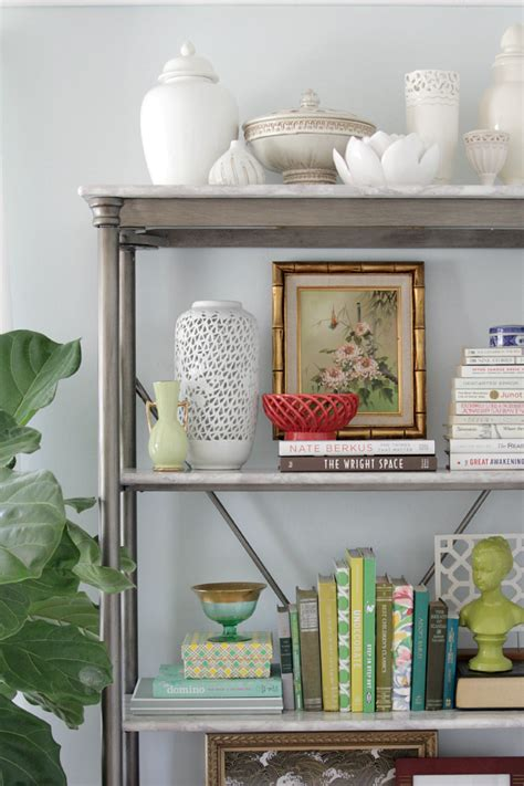 styling bookshelves how to style a bookshelf