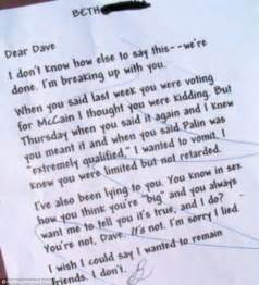 How Write Breakup Letter Your Girlfriend funny break up letters 11