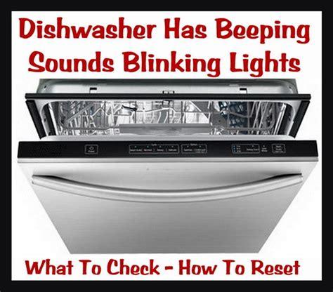 bosch dishwasher arrow symbol