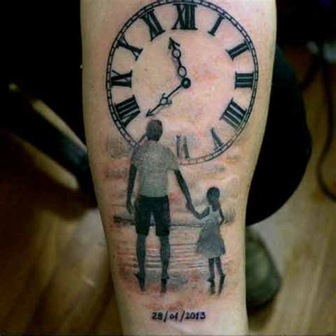 die 50 besten vater gewidmet tattoos designs und ideen