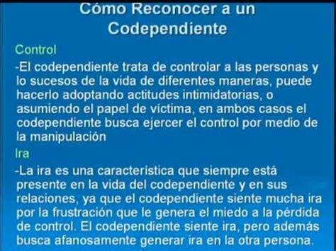 librate de la codependencia tu eres codependiente como dejar de ser codependiente