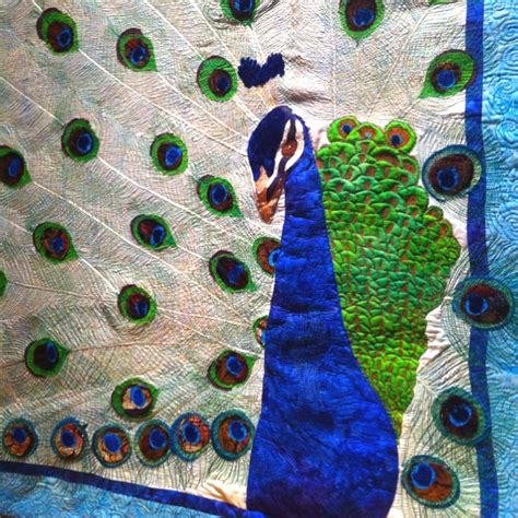 quilt pattern peacock 40 best images about quilts on pinterest peacock quilt