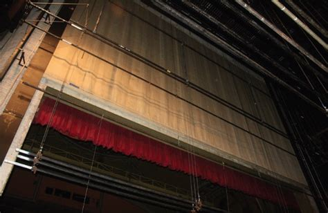 fire curtain theatre what s a fire curtain