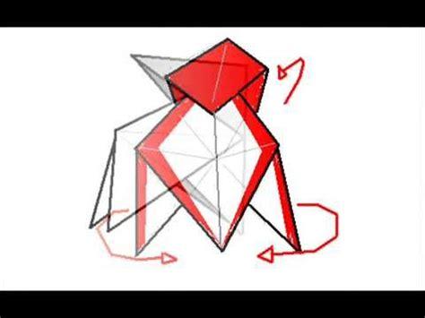 heavy rain origami tutorial video heavy rain tutorial origami youtube