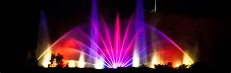Musical Fountain Grand Haven Musical Lights