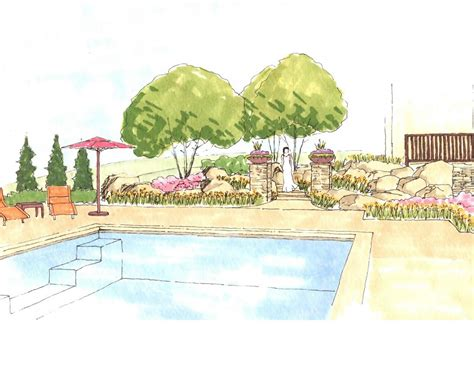 home design concepts kansas city sketch portfolio of given pool designs llc kansas city