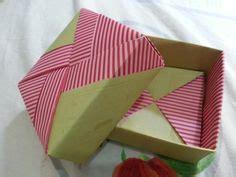 Gift Box Jam Tangan Kotak Packaging origami giftbox buatan tangan handmade diy packaging origami
