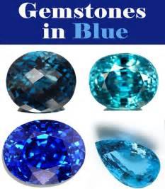 colored gemstones gemstones in color blue