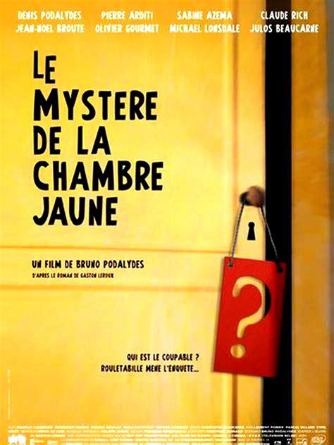La Chambre Jaune by Myst 200 Re De La Chambre Jaune Le