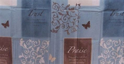 butterfly blessings shower curtain butterfly blessings shower curtain trust serve praise
