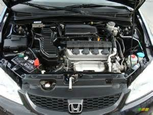 2004 honda civic lx coupe 1 7l sohc 16v vtec 4 cylinder