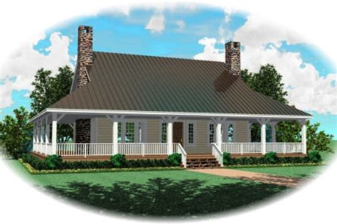 country style house plan 1 beds 1 5 baths 1305 sq ft