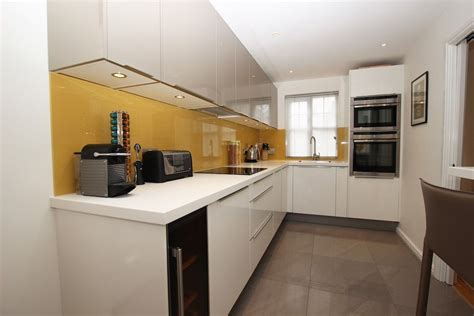 modern l shaped kitchen with island two tone l shaped kitchen design kitchen