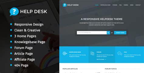 Help Desk Full Page Psd Template Miscellaneous Themesshark Com Helpdesk Website Template