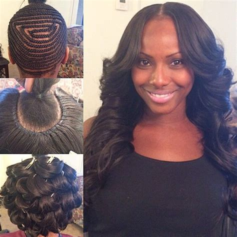 weave hairstyles with prt in middle long weave hairstyles with middle part www pixshark com