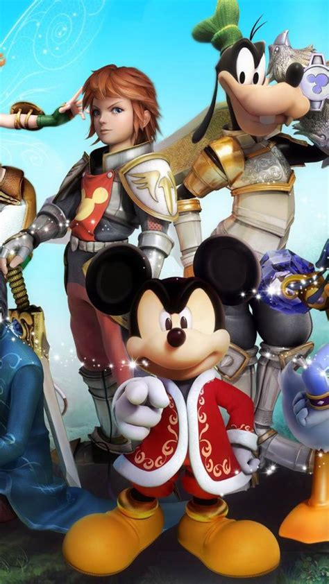 Walt Disney Kingdom Hearts Iphone Semua Hp kingdom hearts disney wallpaper