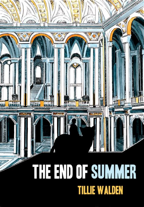 The End Of Summer 2013 Review The End Of Summer Forbidden Planet Blog