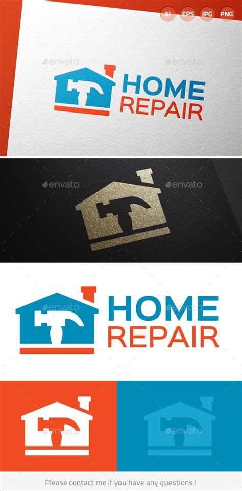 home repair and remodeling by beyourself graphicriver