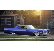 Slam'd Lac – Eric's Stunning 1966 Cadillac  Slamd Mag